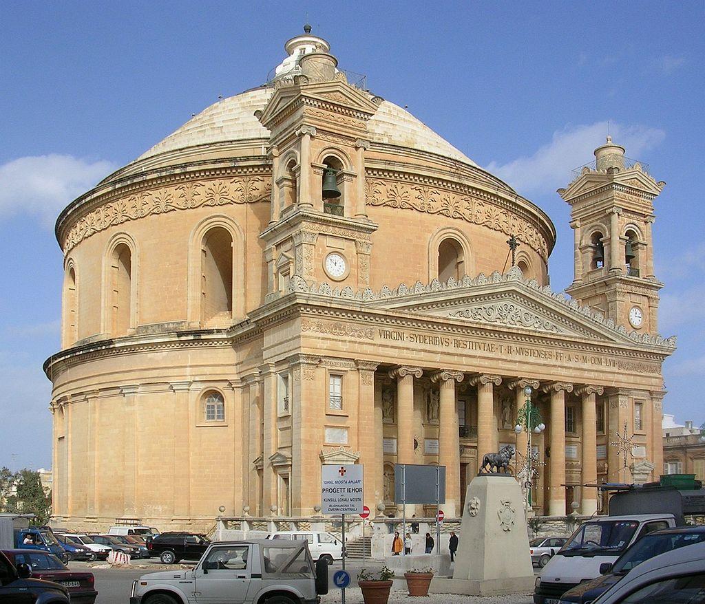 La rotonde sainte marie malte
