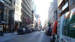 lieux incontournables rue sainte Catherine