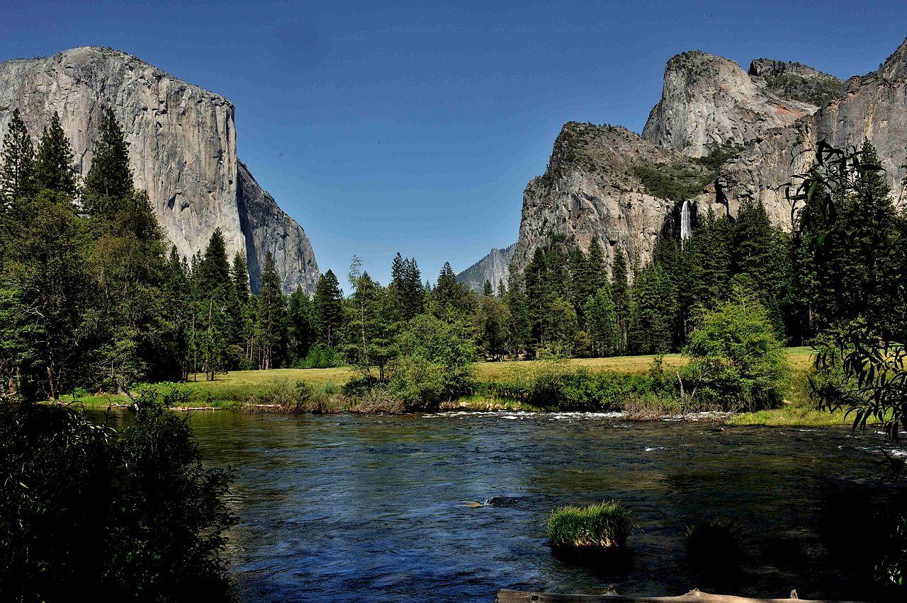 Les Etats Unis Le parc National du Yosemite