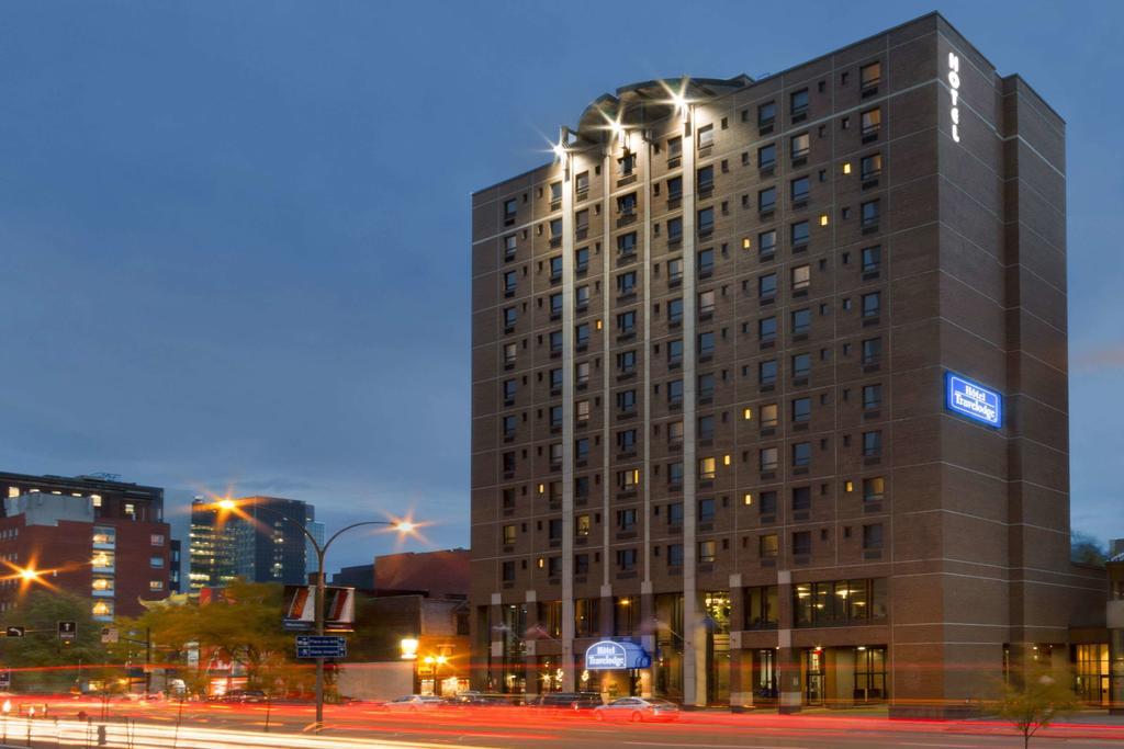 loger hôtels montreal