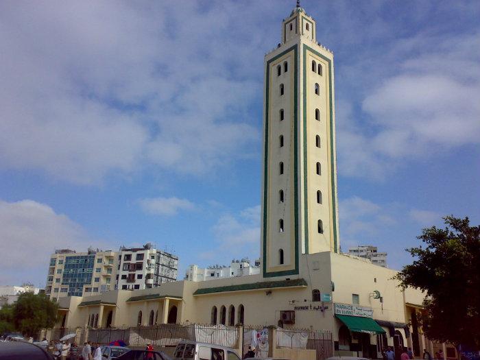 mosquee badr