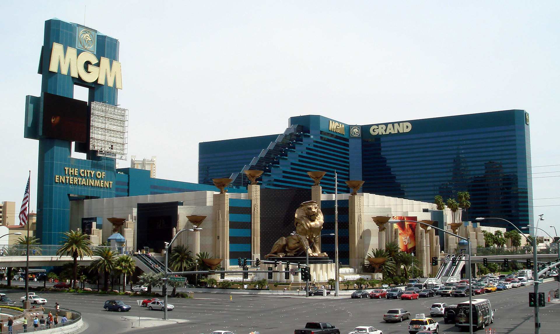 CASINO MGM LAS VEGAS