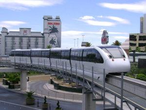 monorail de las vegas