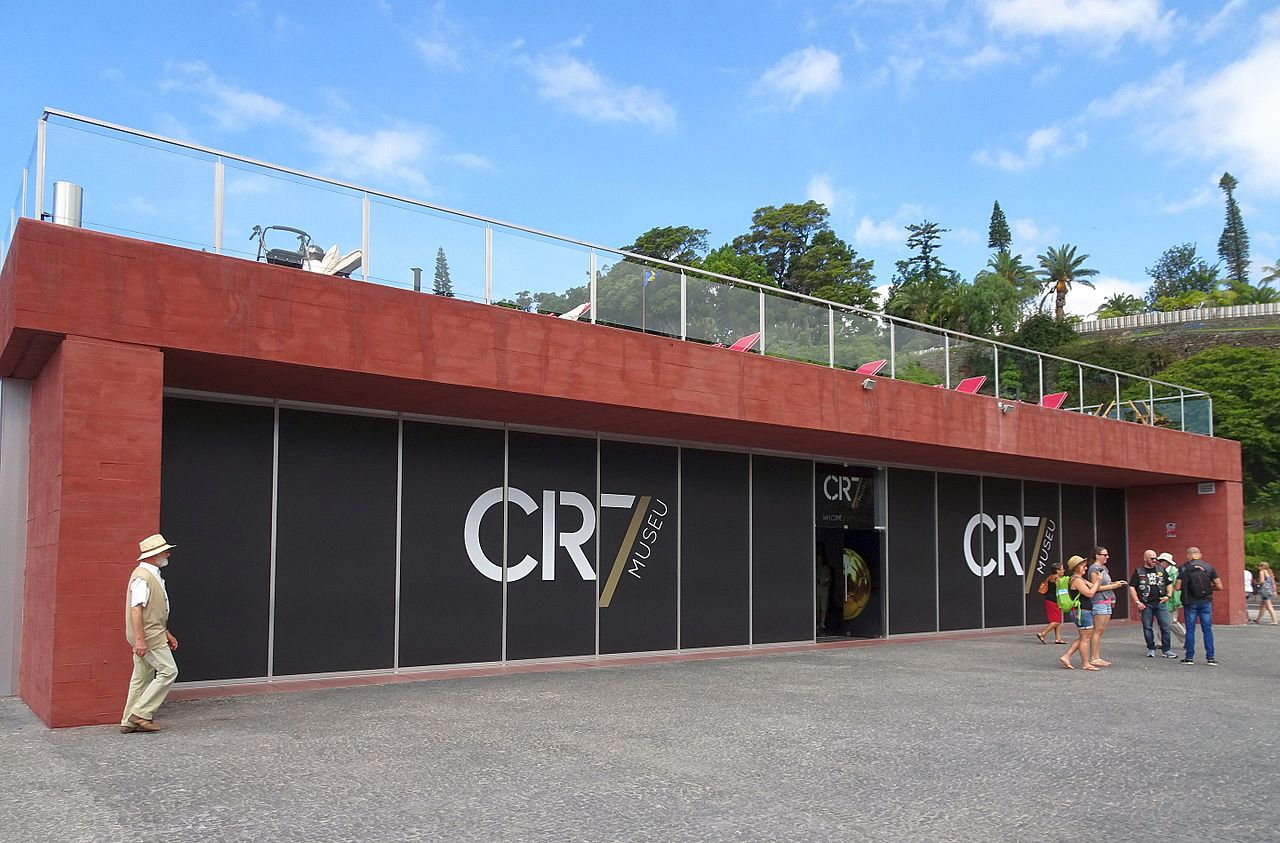 musee CR7 FUNCHAL FOOTBALL