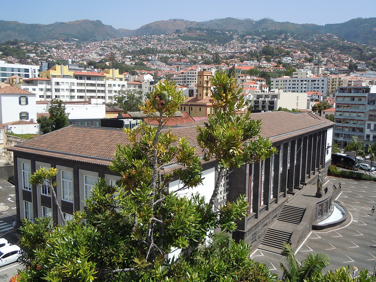 PALAIS DE JUSTICE madere funchal