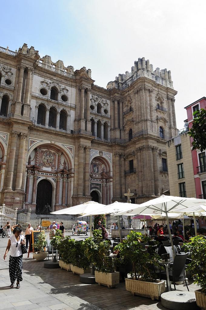 cathedrale de malaga