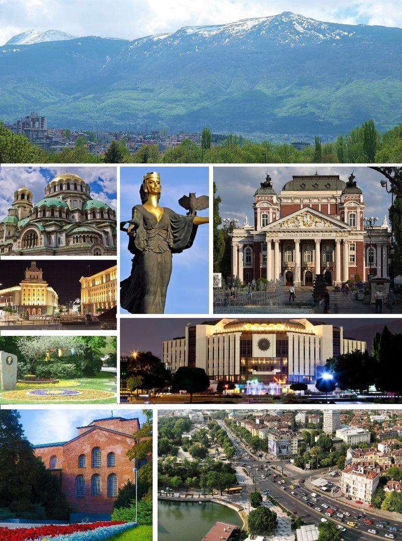 sophia bulgarie