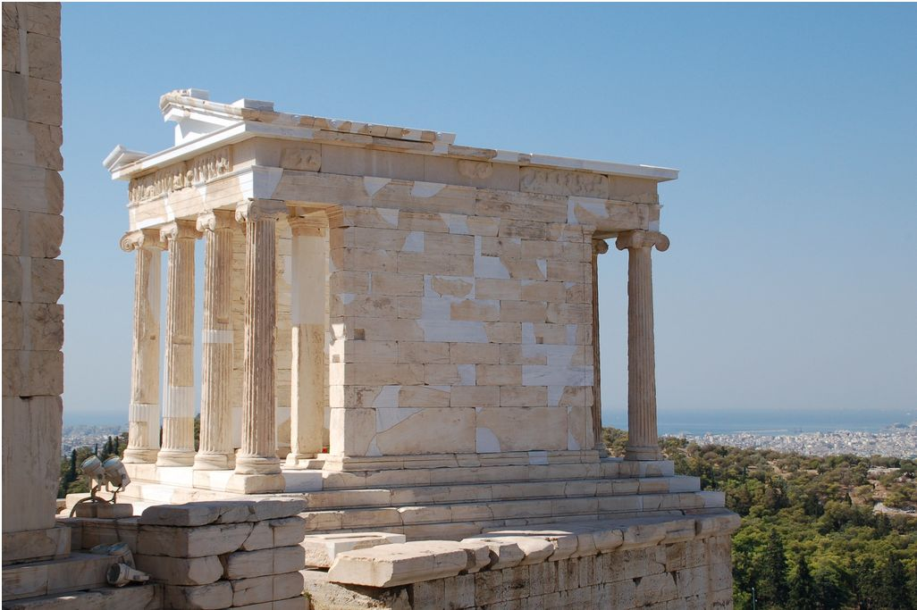 temple athena niké