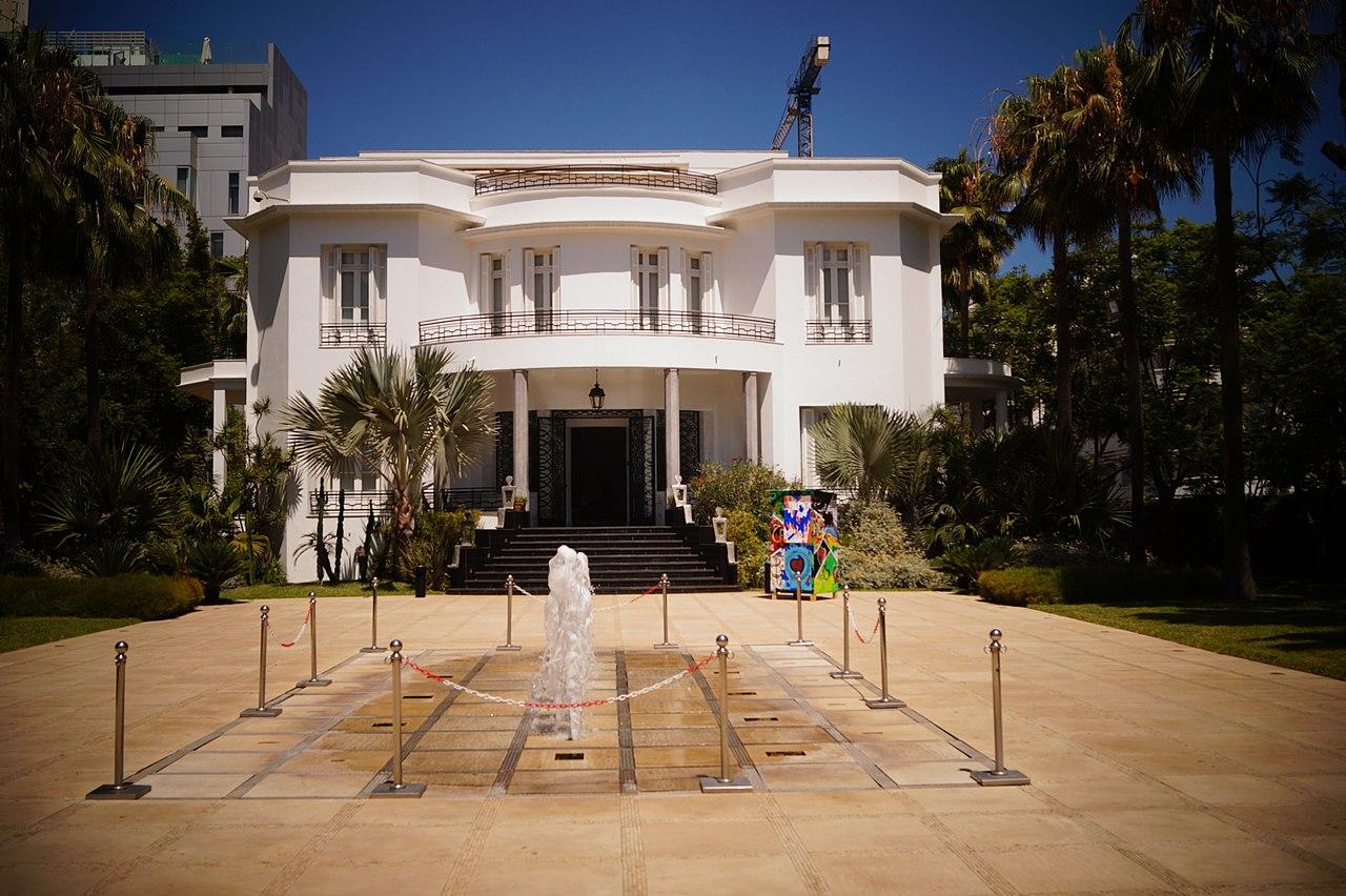 la villa des arts casablanca
