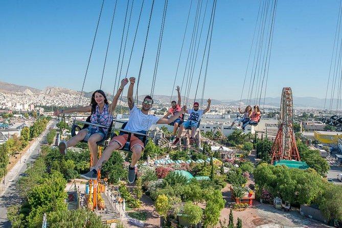 parc d'attractions athènes