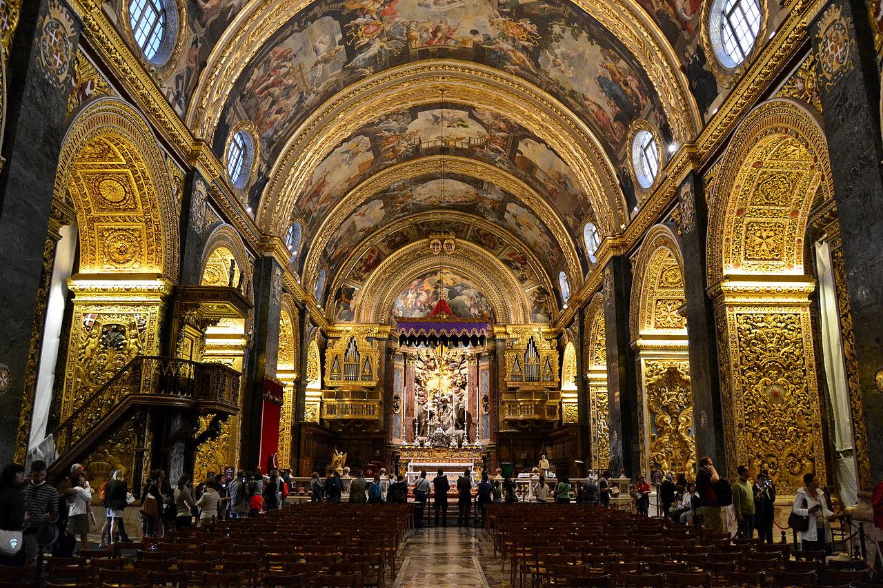 cathedrale malte