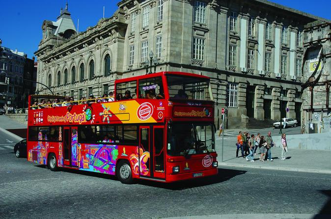 bus touristique funchal