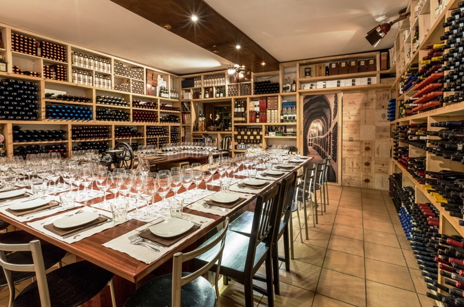 deguster les vins rome