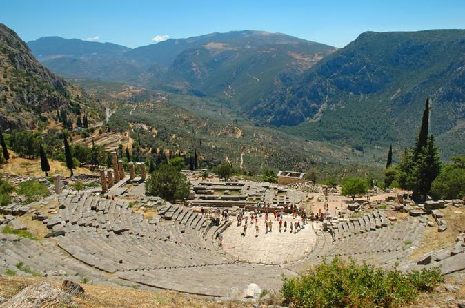 excursion athenes