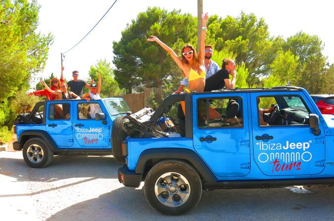 jeep tour ibiza