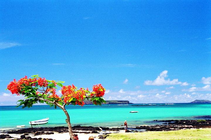 île Maurine archipel indien