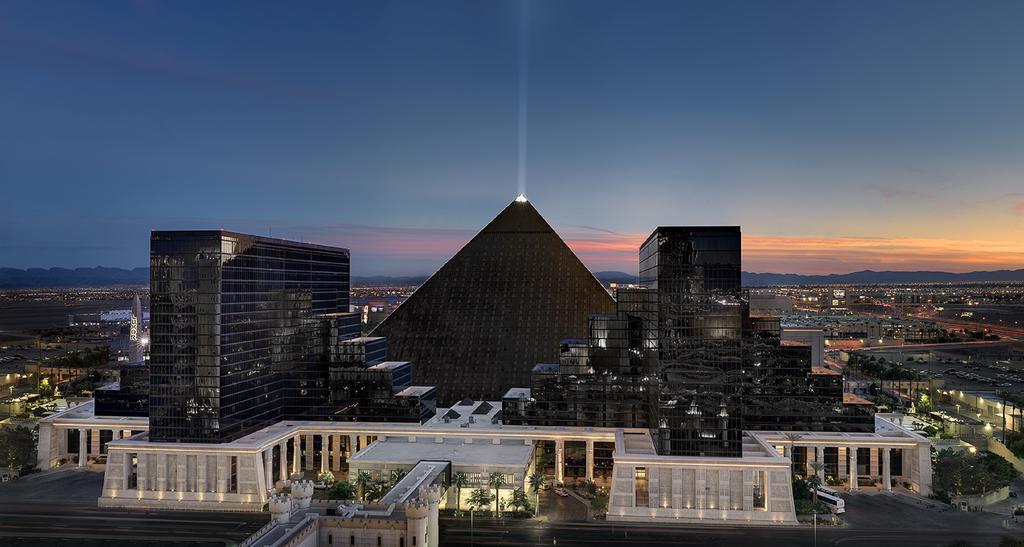luxor pyramide las vegas