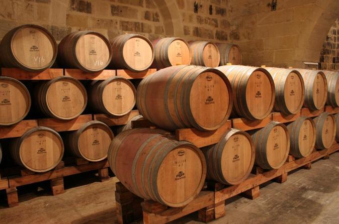 degustation de vin malte