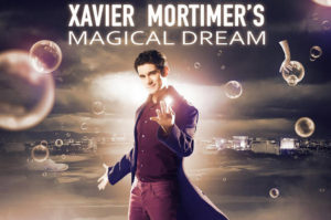 magie spectacle mortimer xavier