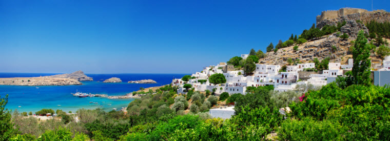 rhodes grece