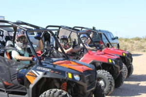 excursion grand canyon en RZR