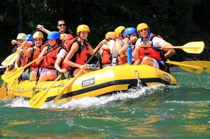 montreal rafting