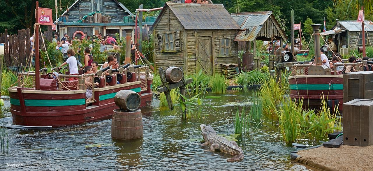 aligator baie