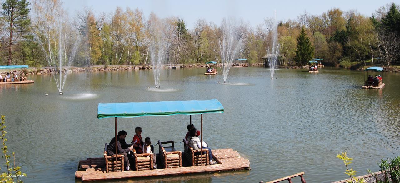 Le lac des chercheurs d'or
