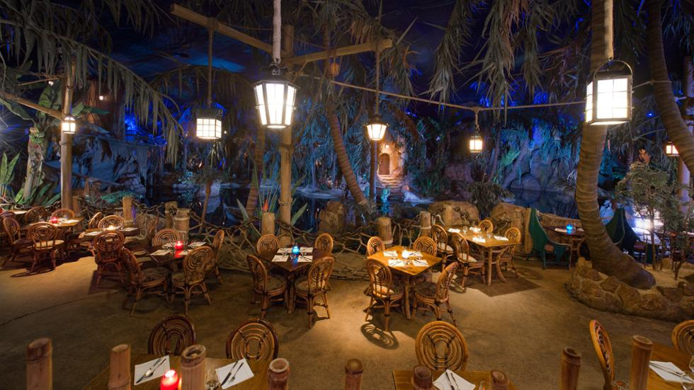 disneyland resto les pirates