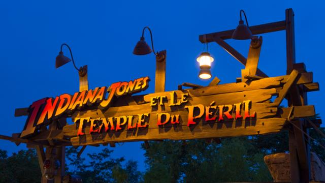 Indiana Jones™ et le Temple du Péril