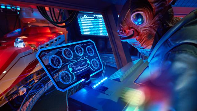 Star Tours : L'Aventure Continue