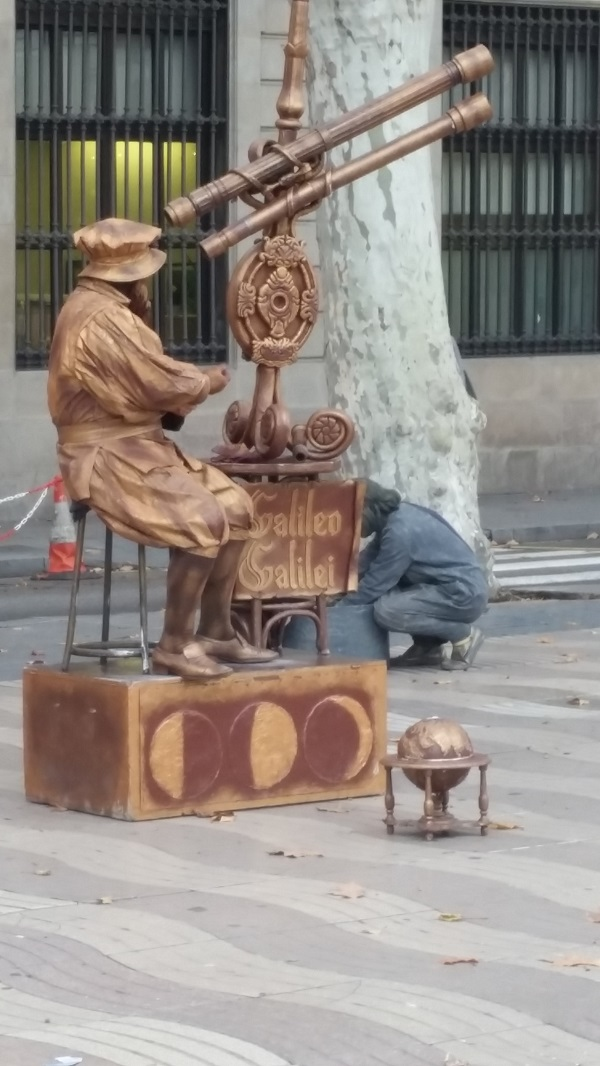 Artistes Barcelone