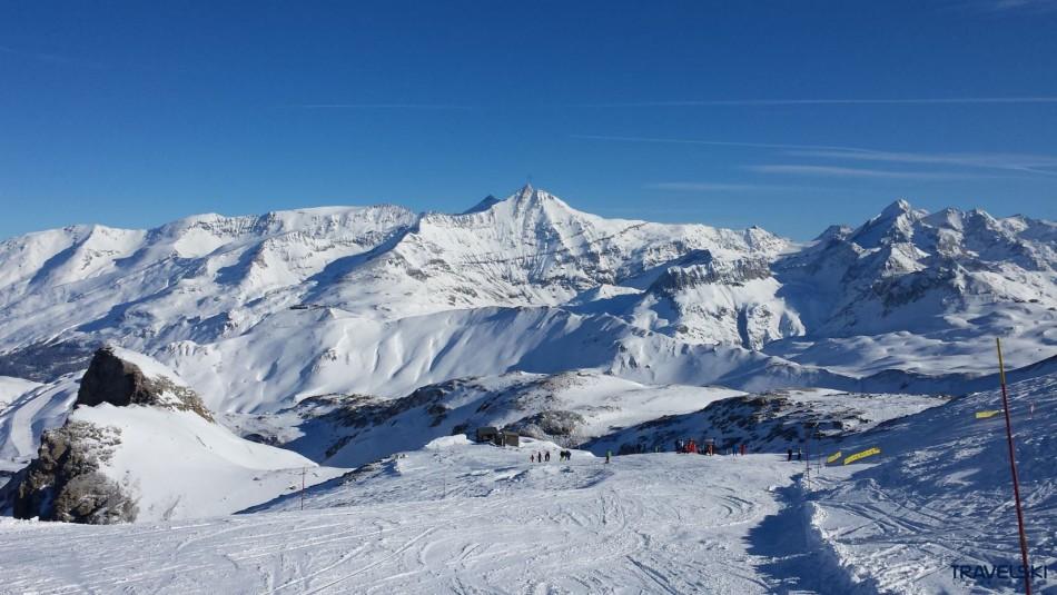 Les stations de ski Val d'Isere