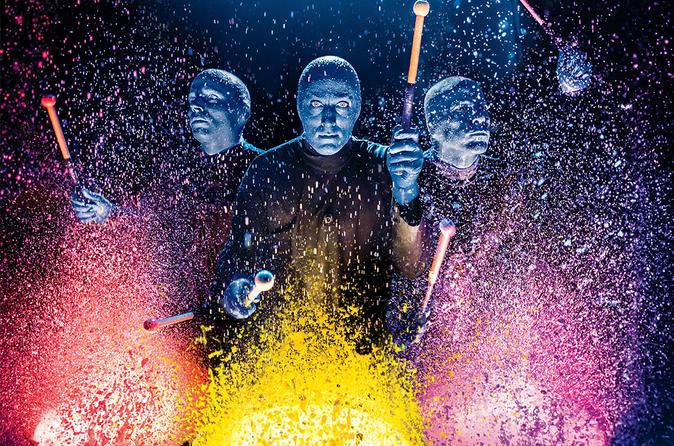 blue man groupe las vegas