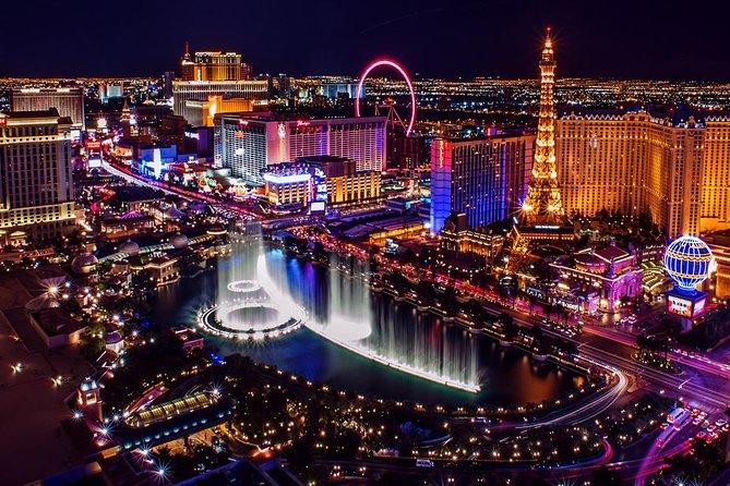 Se déplacer en limousine à Las Vegas