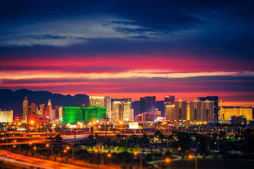 Visiter Las Vegas alias Sin City